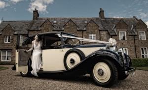 1936 vintage Rolls Royce