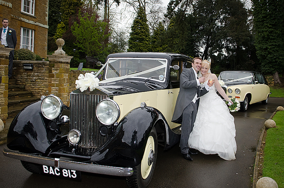 Wedding Cars in NOrthampton